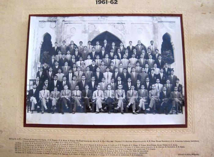Batch: 1961-62