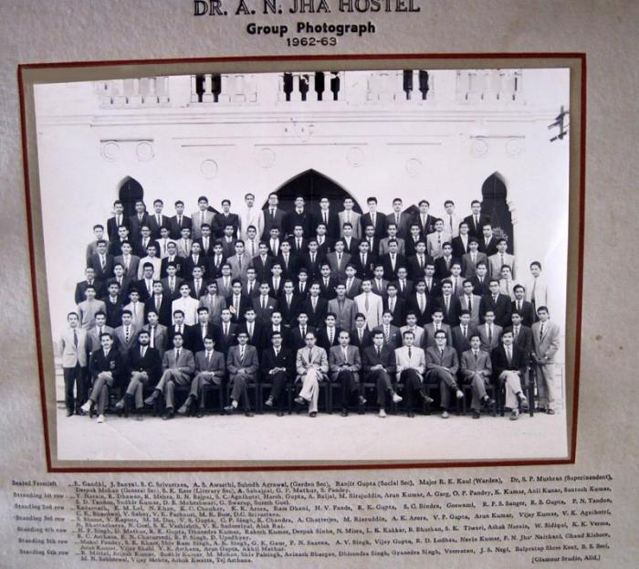 Batch: 1962-63