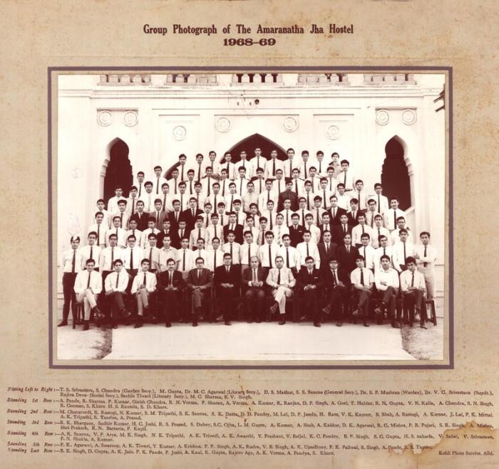Batch: 1968-69