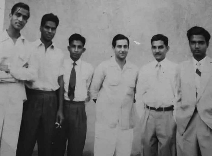 Muirians with Rajkapoor