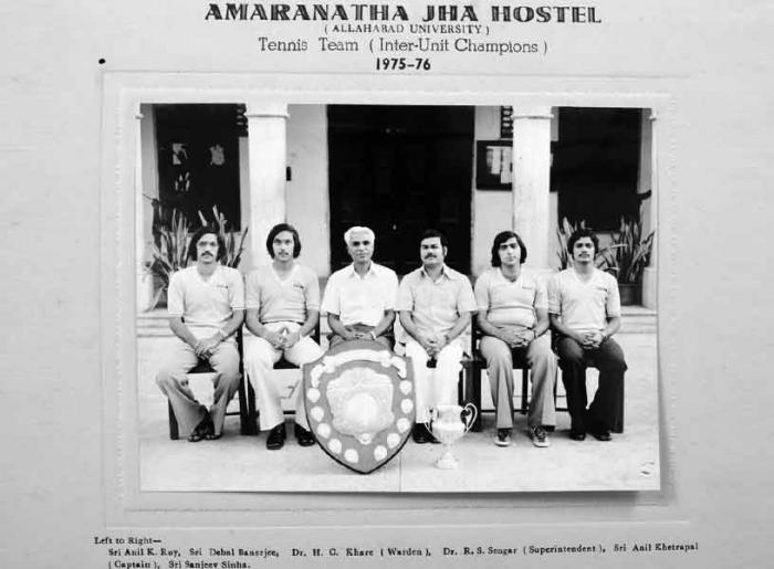 Hostel Achievements