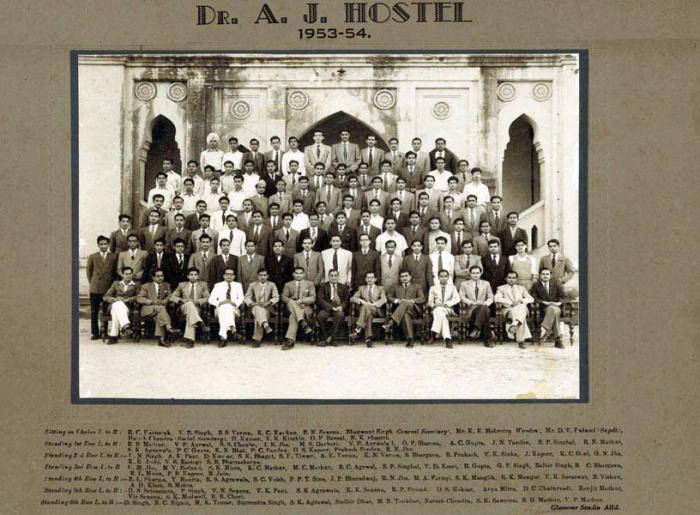 Batch: 1953-54